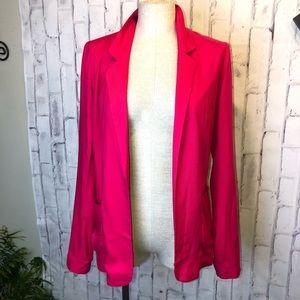 Aritzia Talula pink blazer. Size 8